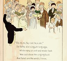 The Glad Year Round for Boys and Girls by Almira George Plympton and Kate Greenaway 1882 0051 Do Re Mi Fa So La Ti Do by wetdryvac