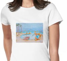 Swallows and Amazons Womens Fitted T-Shirt