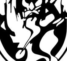 Thunderdome Logo Sticker