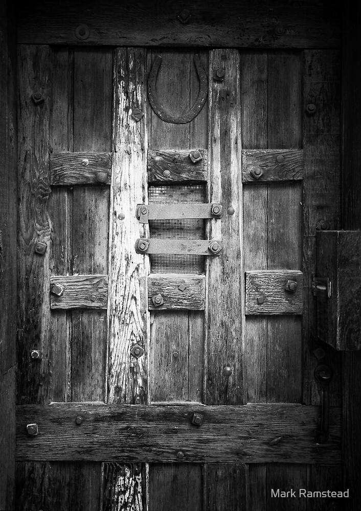 Western Door by Mark Ramstead