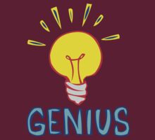 Genius by bitetees