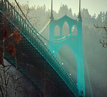 St. John's Bridge by comeinalone
