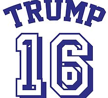 Donald Trump 16 by ESDesign