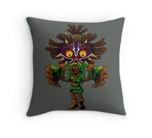 Cursed! Throw Pillow