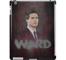 Agent Grant Ward iPad Case/Skin