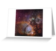 nebula10 Greeting Card