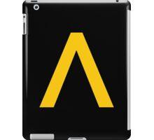 Axwell Ingrosso (Yellow ink) iPad Case/Skin