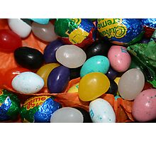 Easter Candy! Photographic Print