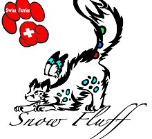 Snow Fluff Logo by Wolfi87