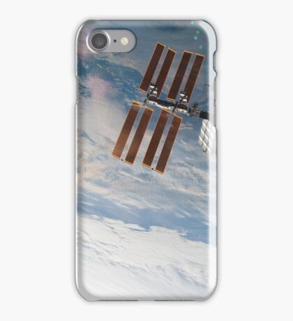 International Space Station iPhone Case/Skin