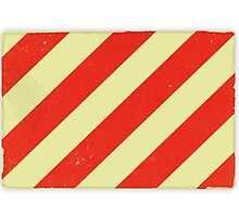 Vintage Nautical Flag by homework