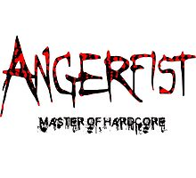 Angerfist Master Of Hardcore by KevinStefanoni