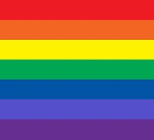 Equal Rights Flag by keepcalmart