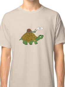 Faster! Faster!  Classic T-Shirt