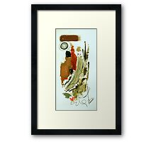 Separation Framed Print