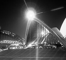Sydney  by archer11