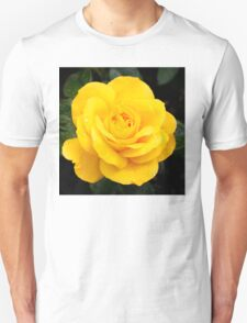 Yellow Rose Unisex T-Shirt
