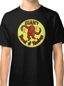 GIANT Barrel of monkeys Classic T-Shirt