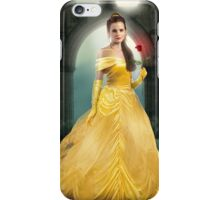 BELLE in Beauty and the Beast concept art iPhone Case/Skin