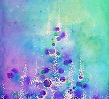 Bubbles of Light by Annya Kai