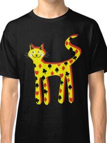 Cat cards Classic T-Shirt