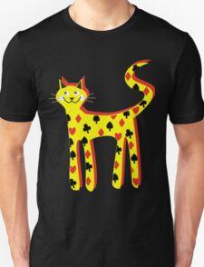 Cat cards Unisex T-Shirt