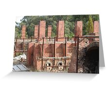 Days Gone By 3 Greeting Card