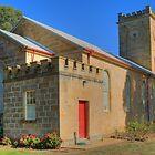 A country Church by Vickie Burt