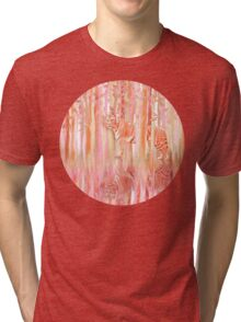 Tiger in the Trees Tri-blend T-Shirt