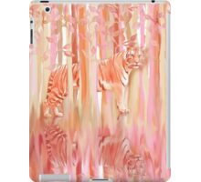 Tiger in the Trees iPad Case/Skin