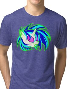 My Little Pony: Vinyl Scratch Tri-blend T-Shirt