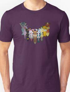 Pokemon: Eeveelution V.2 T-Shirt