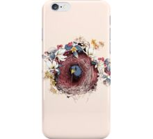 Nesting - Another Bird Has Found It's Nest iPhone Case/Skin