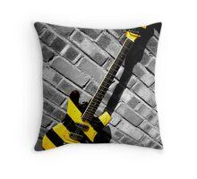 Hazard - Heit Deluxe Throw Pillow