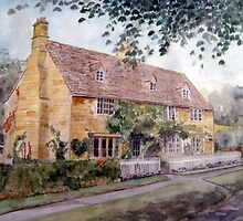 Cotswold Cottage, Buckland, Gloucestershire by Timothy Smith