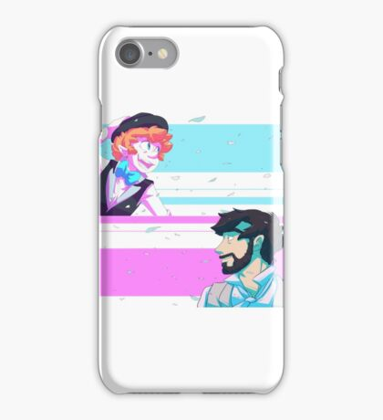 Spring - Bilbo and Thorin iPhone Case/Skin