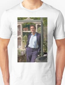 Monty Don At RHS Hampton Court Palace Flower Show 2015 Unisex T-Shirt