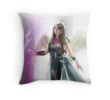 Axtelera Ray - Princess Sabryana Throw Pillow