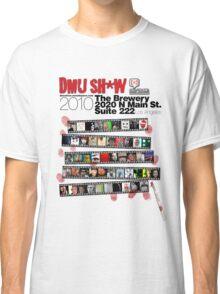 DMU SH*W 2010 (black text) Classic T-Shirt