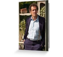 Monty Don At RHS Hampton Court Palace Flower Show 2015 Greeting Card