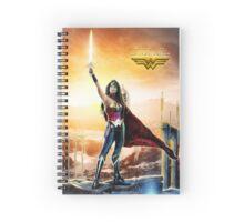 Wonder Woman - Concept Art 2 Spiral Notebook