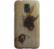 Terrible Hornet Crash Samsung Galaxy Case/Skin