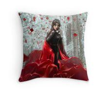 Axtelera Ray - Queen Zabrina Throw Pillow