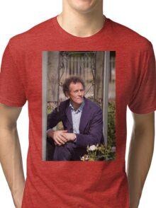 Monty Don At RHS Hampton Court Palace Flower Show 2015 Tri-blend T-Shirt