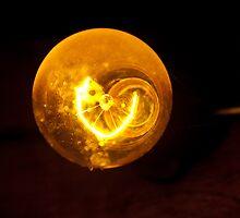Golden Globe by Matt  Streatfeild