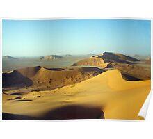 Empty desert.... Poster