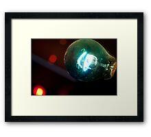 Interplanetary Framed Print