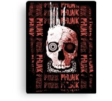 Punk Phunk Canvas Print