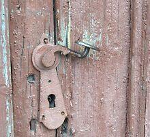 door handle by Petrit  Metohu