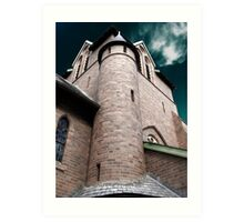 The Bell Tower Art Print